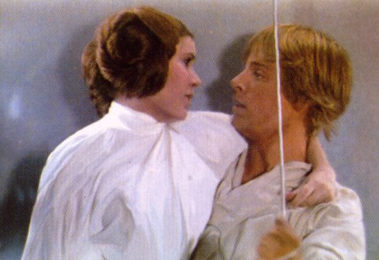Fan Fiction Friday: Luke and Leia in You Can Take the Boy