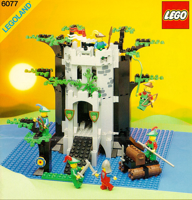 The 10 Awesomest Lego Sets (You) Ever Made | The Robot's Voice