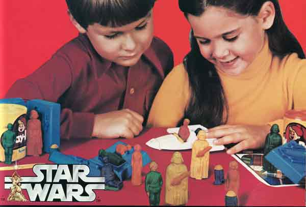It S A Pretty Thin Premise But You Get An X Wing And Play Mat That Looks Like Cartoon Star So Make Blue Luke Sit His Down