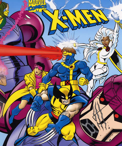 The 5 Greatest (and 5 Worst) Cartoons Based on Marvel ...