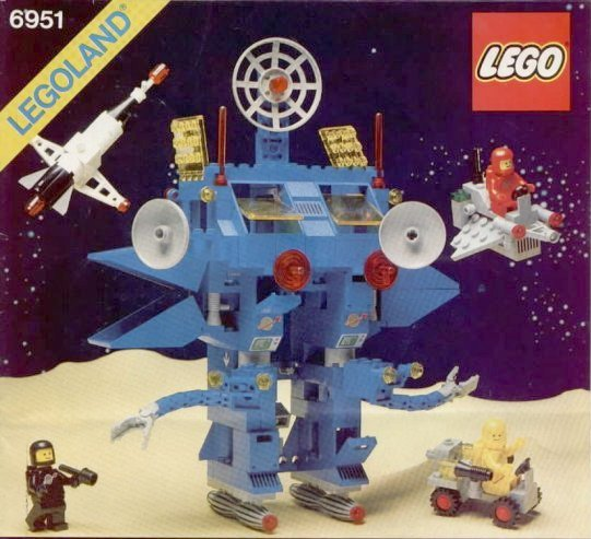 The 10 Most Awesomely Bizarre LEGO Sets Ever Built | Topless