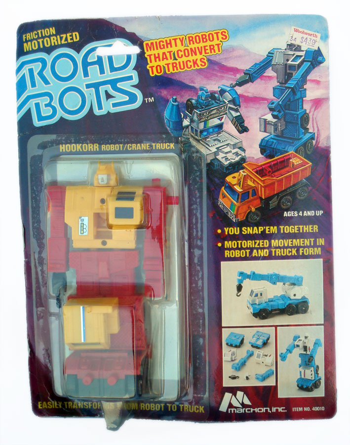 The 10 Worst Transformers Rip-Offs | Topless Robot