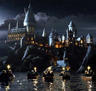 Fan Fiction Friday: Hogwarts and a Giant Squid in