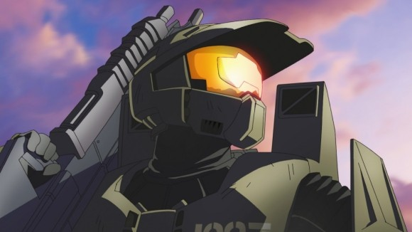 Halo Legends Will Be Legen Wait For It Topless Robot
