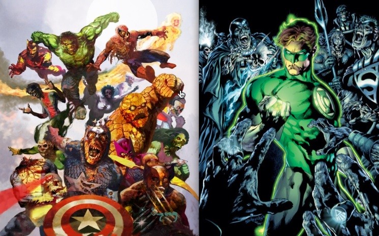 The 15 Best Dead and Undead Comic Heroes and Villains