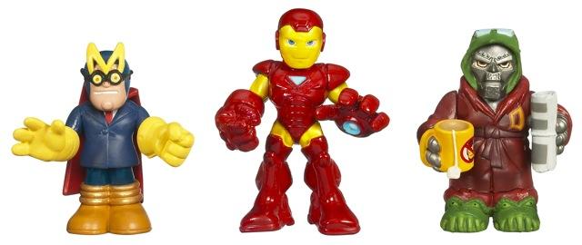Marvel Super Hero Squad 3-pack.JPG