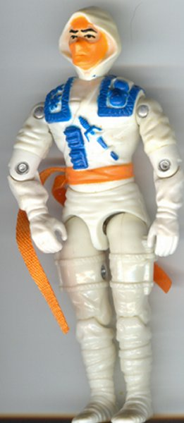 The 10 Coolest G I  Joe Ninjas   Topless Robot