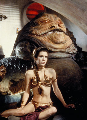 Star wars leia fake sex