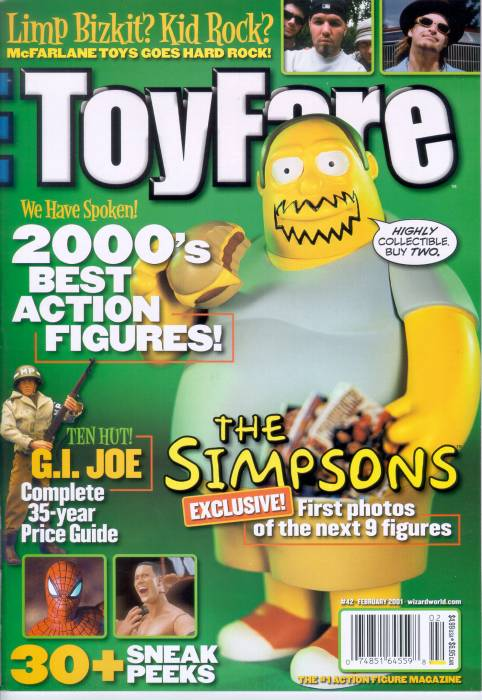 ToyFare Is Dead Too | Topless Robot