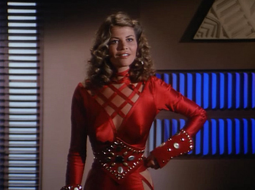 The 9 Sexiest Space Babes Of Buck Rogers In The 25th