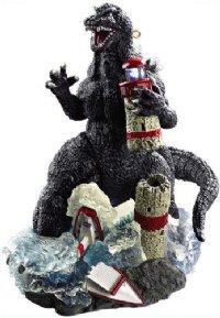 godzilla ornamentjpg - Nerdy Christmas Ornaments