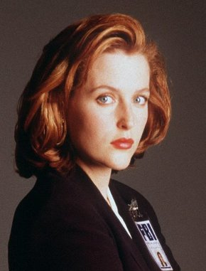 Dana scully getting anal sex