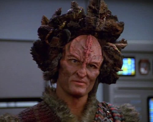 The 20 Lamest Looking Aliens From The Various Star Trek