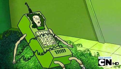The 11 Nerdiest References In Regular Show Topless Robot