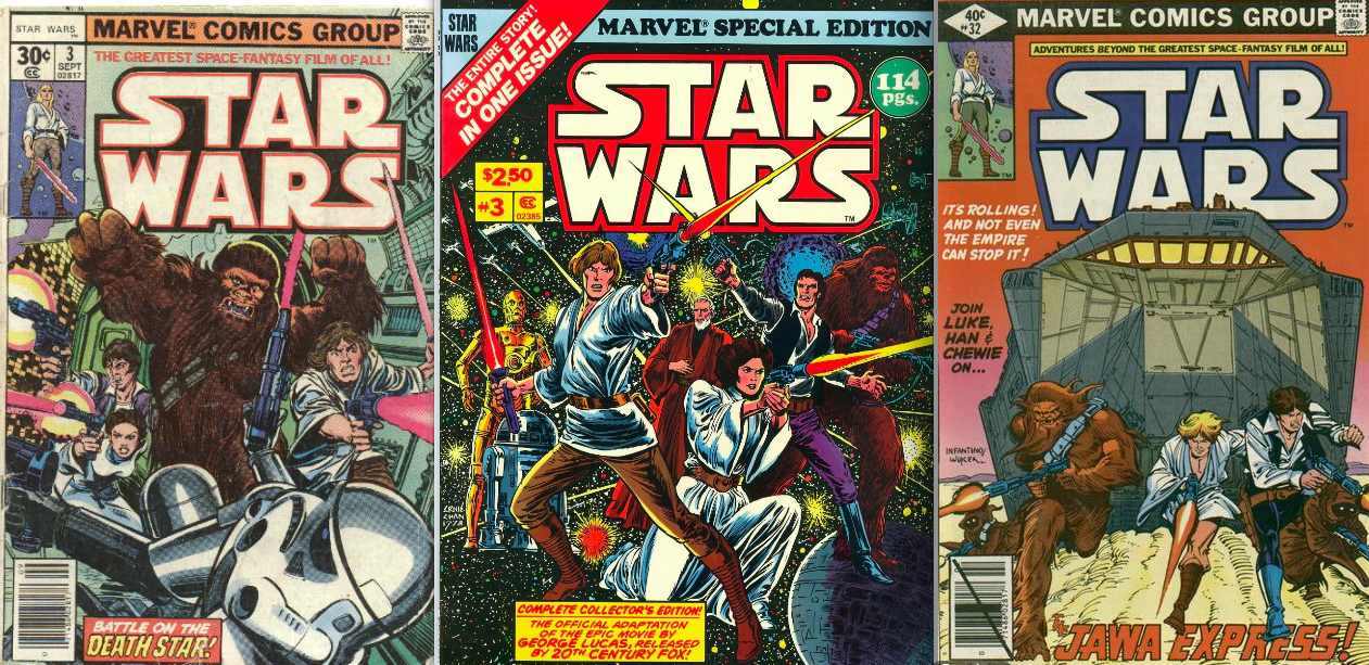 10 weird cliches from marvels star wars comics the