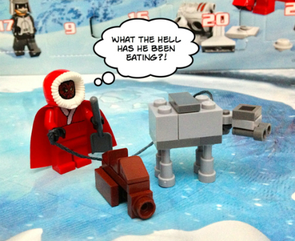 The 5 Best And 5 Worst Toys From The 2012 Lego Star Wars Advent