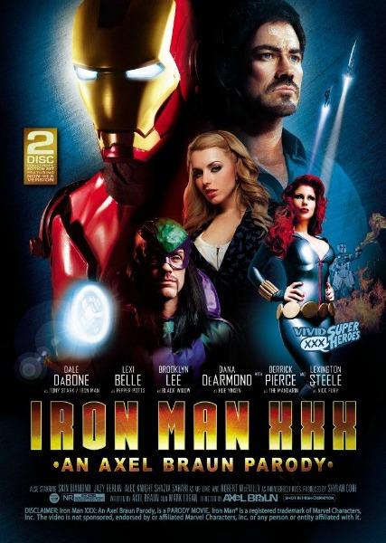 Iron Man Xxx