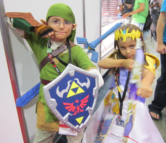 Ten Things I Knew Could Find At Anime Expo And Was Not