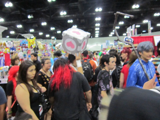Which For Me Kicks Off On 4th Of July Weekend With The Yearly Anime Expo Humbly Located In Sprawling Los Angeles Convention Center
