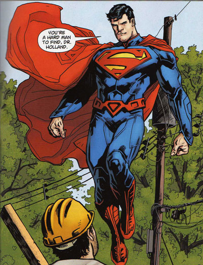 The Ten Worst DC New 52 Costume Redesigns