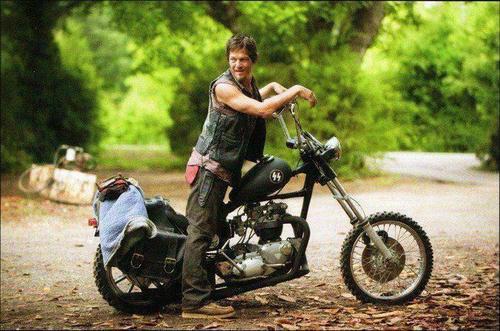 Daryl Motorrad