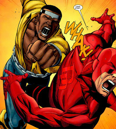 You luke cage iron fist magnificent