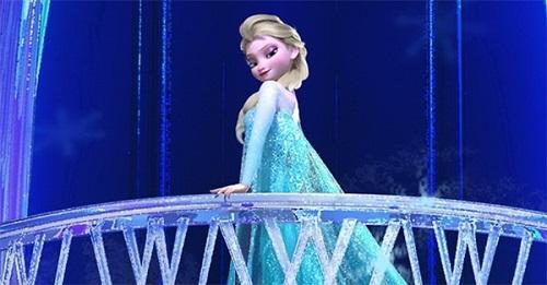 Frozen elsa sexuality