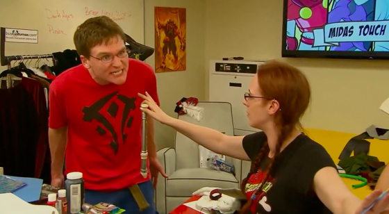 Hookup on king of the nerds