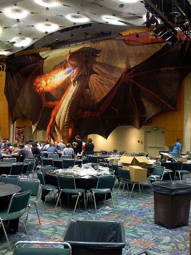 GenCon D&D Room