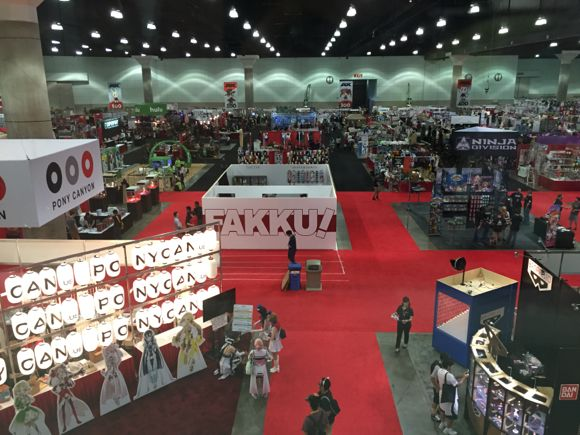 Anime Expo Stands : Things that sparked our attention at anime expo