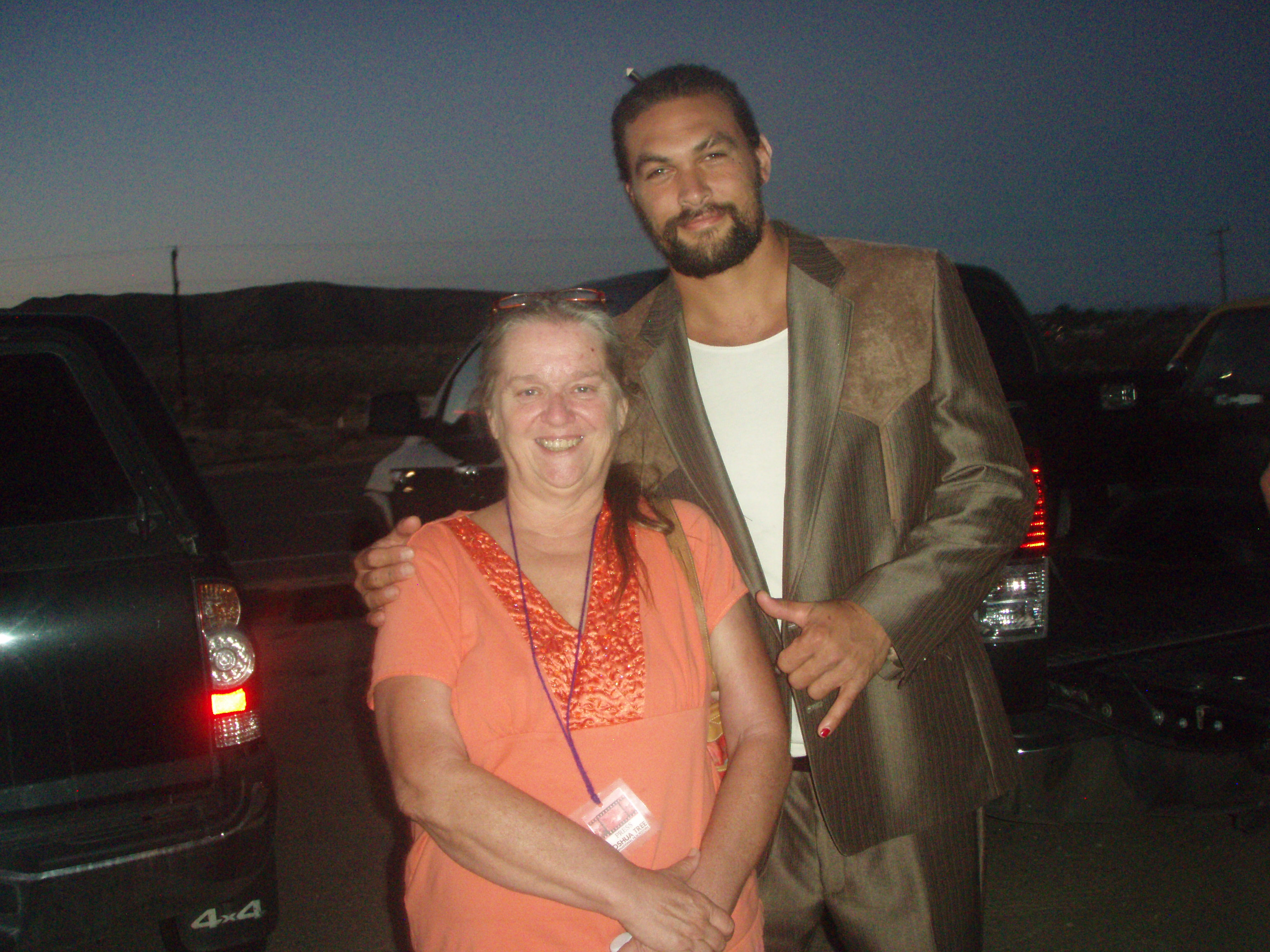Luke's Mother-in-Law Interviews Jason Momoa (and Reviews ...