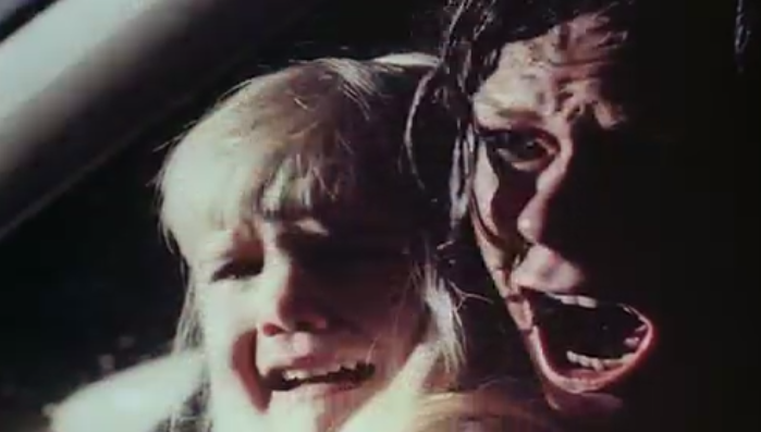 This screencap from Poltergeist is scarier than the movie.