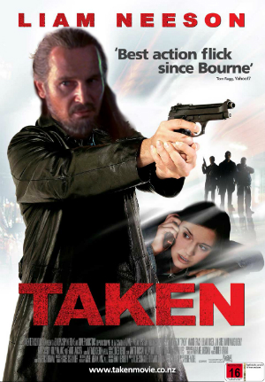 NBC Greenlit a Taken Prequel Series, Displaying a Certain