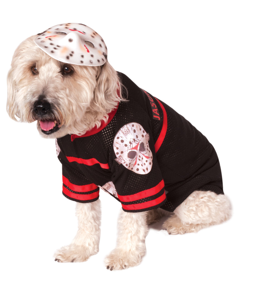 Rubies Jason Voorhees Dog Costume hi res