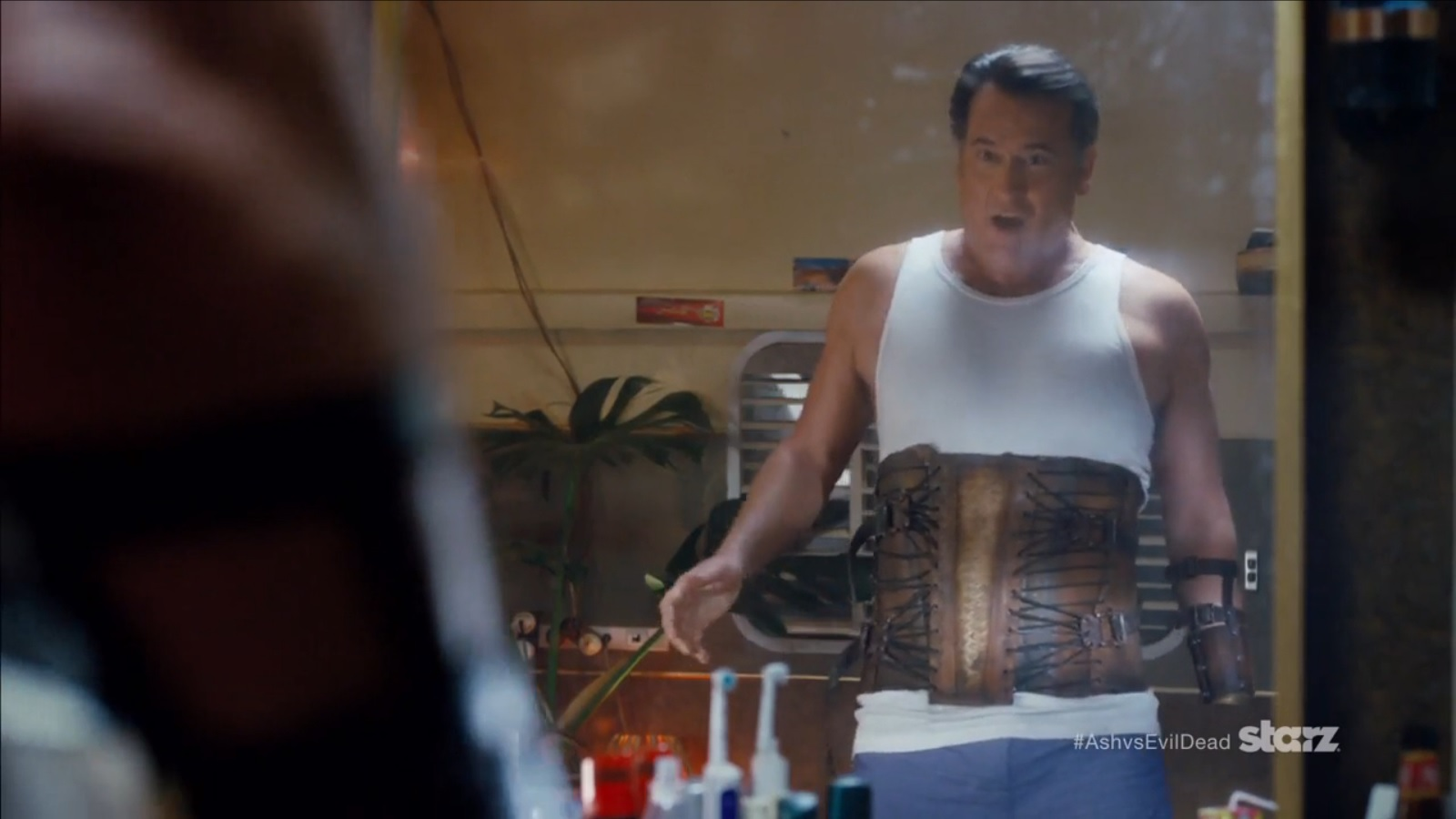 Here Are the First Four Minutes of Ash vs. Evil Dead, and