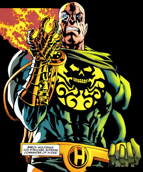 Baron-Von-Strucker-Comic-Book