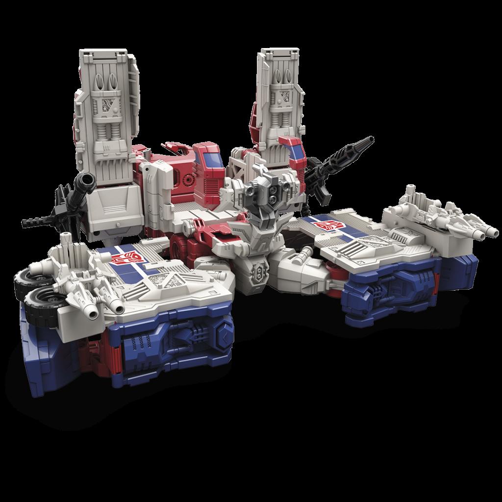 Leader Powermaster OP Base