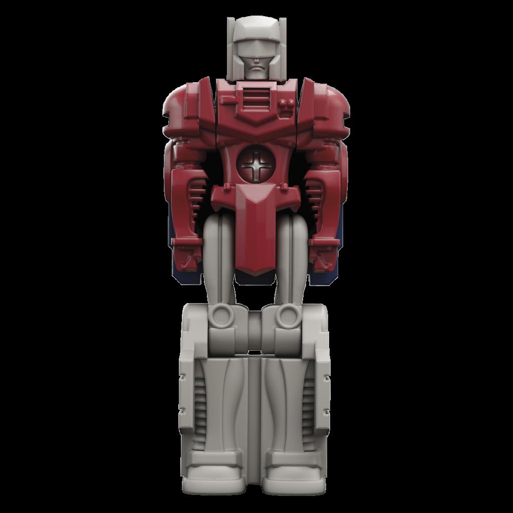 Leader Powermaster OP Minifig