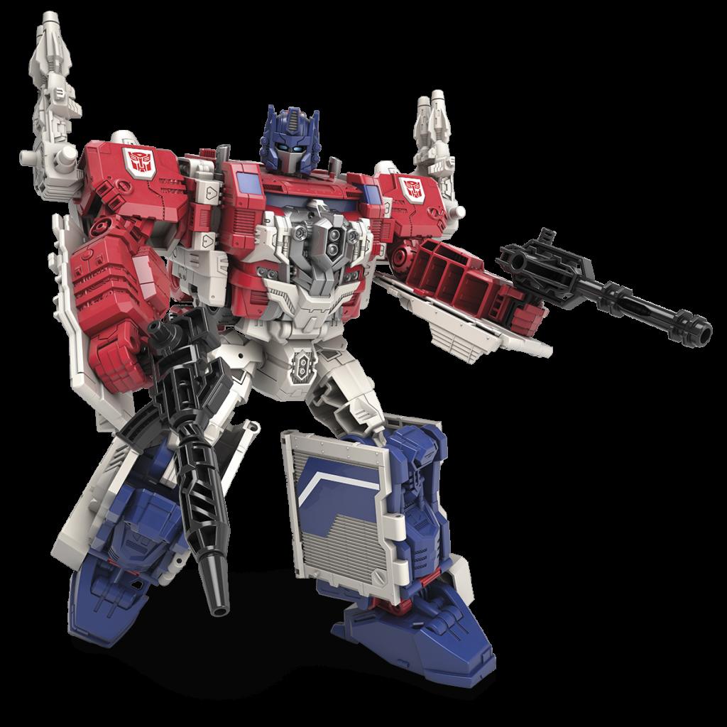 Leader Powermaster OP Robot