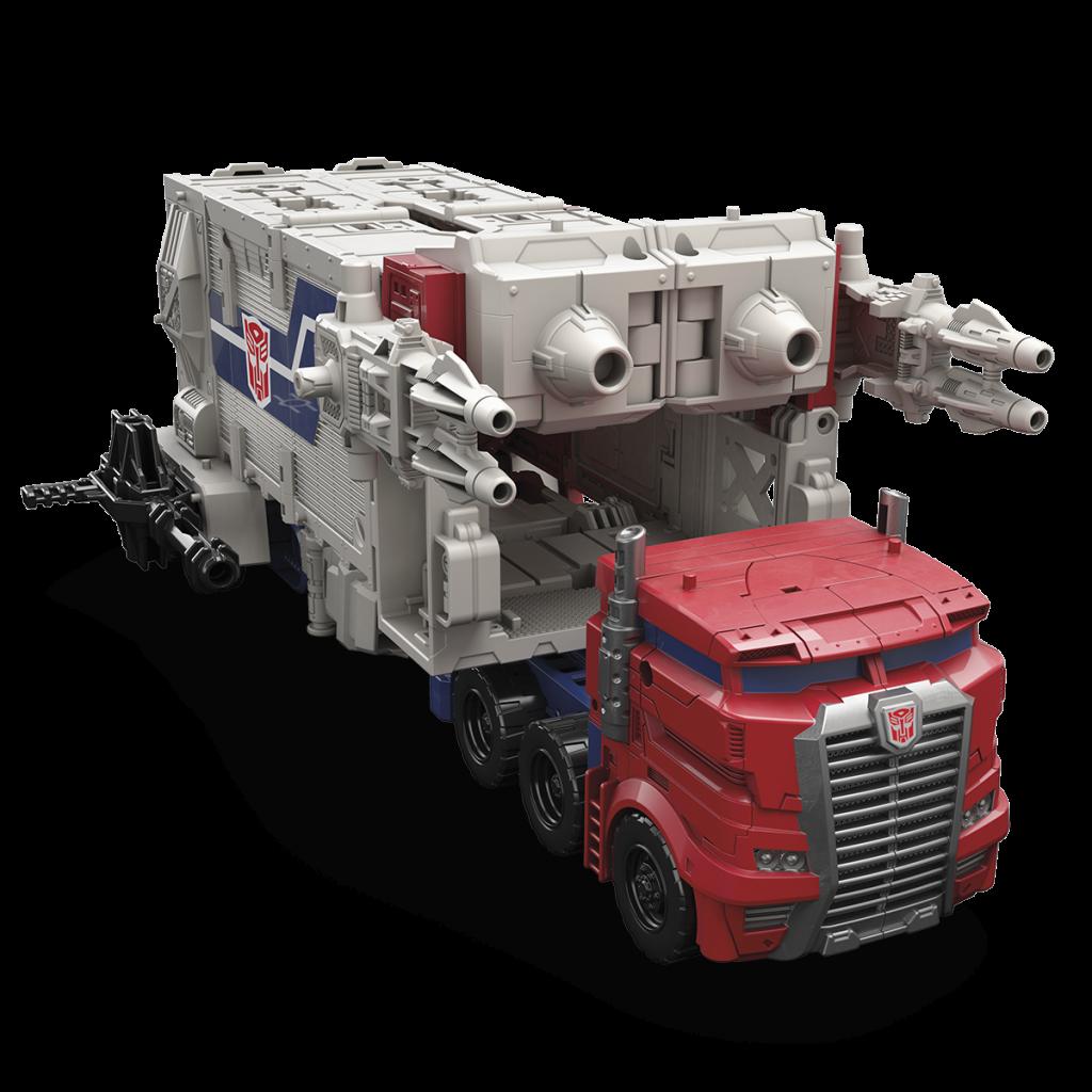 Leader Powermaster OP Vehicle