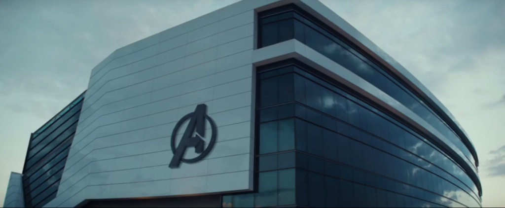 avengers office complex