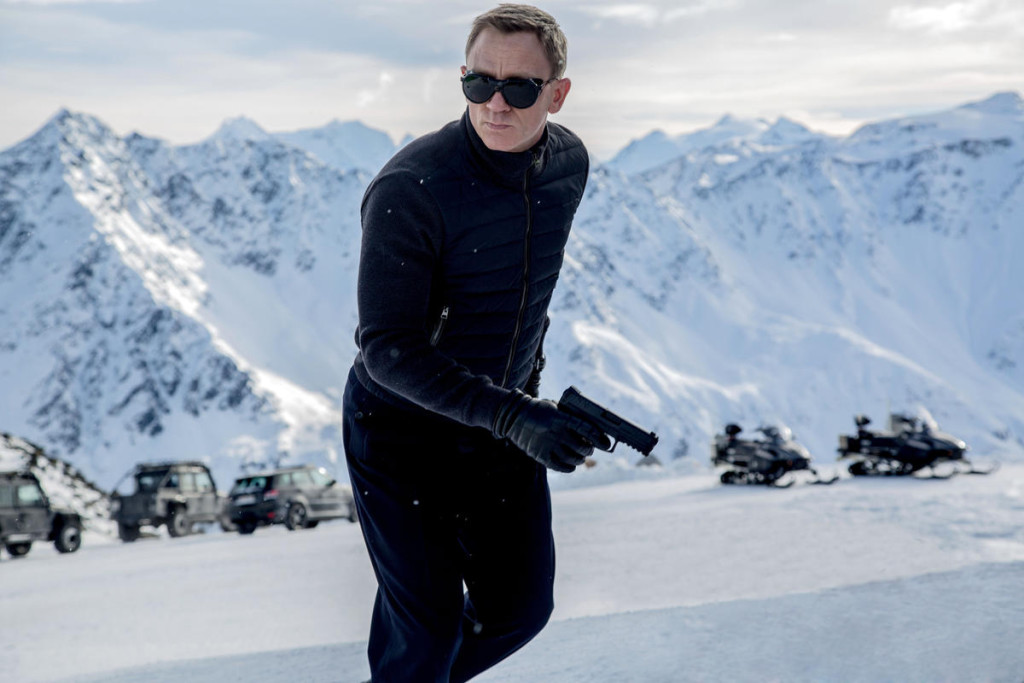 Daniel Craig stars as James Bond in Metro-Goldwyn-Mayer Pictures/Columbia Pictures/EON Productions' action adventure SPECTRE. from EPK.tv