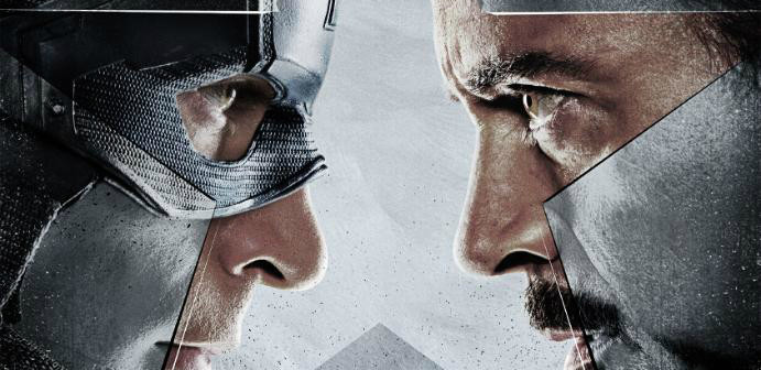 New <em>Captain America: Civil War</em> Poster and Trailer Revealed!