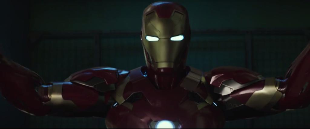 first iron man