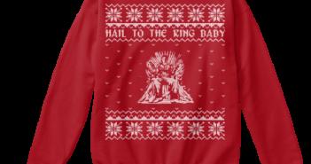 hailtothekingsweatshirt