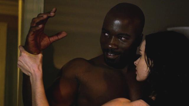 Can interracial episode nip tuck dream one