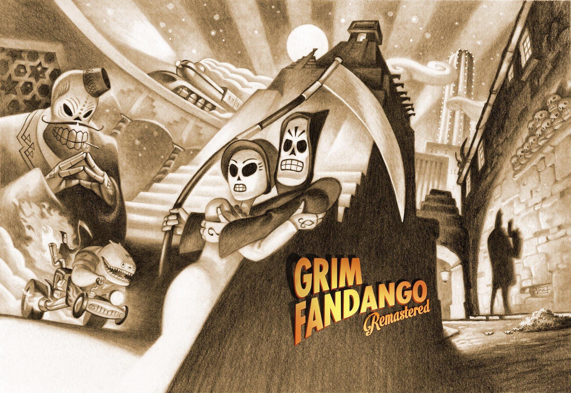 GiftGrimFandango