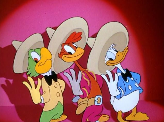 The-three-caballeros