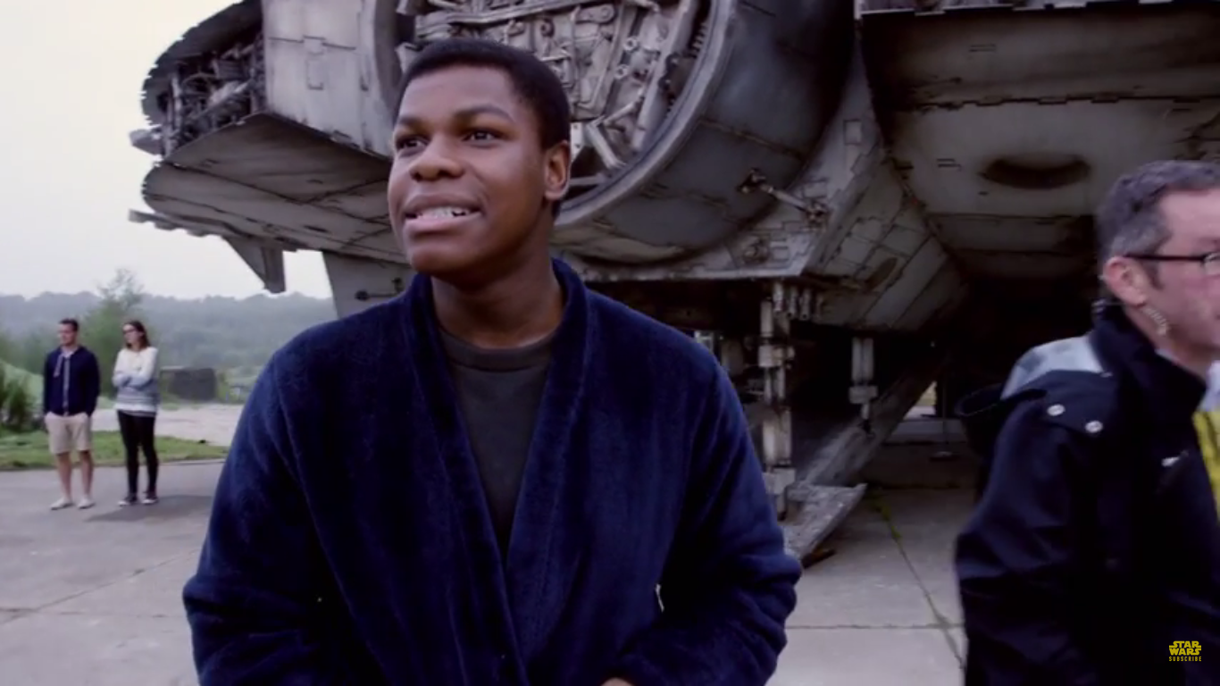 Video Twofer! New Star Wars Featurette and Doctor Who Christmas ...