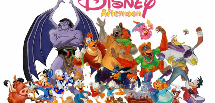DisneyAfternoon